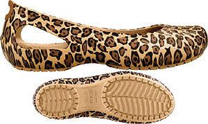 Leopard Shoes Size