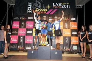 Cross-Vegas-Expo-Tent-Space-10x10-1Pair-VIP-Race-Tickets-Cyclocross-Interbike