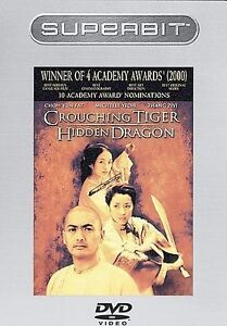 Crouching Tiger, Hidden Dragon (DVD, 200...