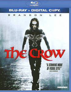The Crow (Blu-ray/DVD, 2011, 2-Disc Set,...