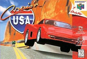 Cruis'n USA (Nintendo 64, 1996)