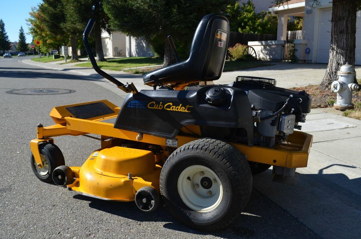 Cub Cadet RZT 50 Zero Turn Radius Riding Lawn Mower