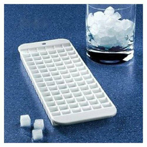 2 cubette cubic mini ice cube stackable trays molds 180 icecubes bpa free ebay. Black Bedroom Furniture Sets. Home Design Ideas