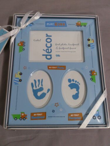 Cudlie! Decor First Photo, handprint & footprint frame in Baby, Keepsakes & Baby Announcements, Other | eBay