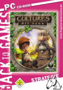 Cultures: Die Saga (PC, 2005, DVD-Box)