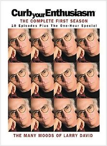 Curb Your Enthusiasm: The Complete First...