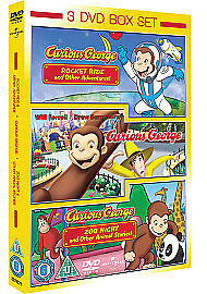 Curious George Movie / Curios George Vol...