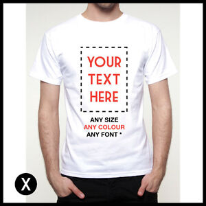 Custom printed t shirts personalised printing design your Printing your own t shirts