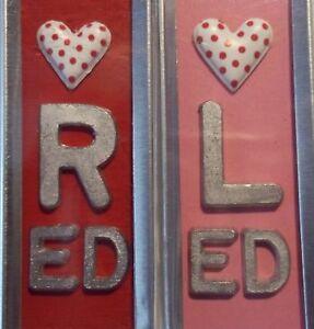 Mitchell Markers R & L. Set of two letters, R & L; Markers Include lead ball to show inclination at exposure; Letters are one inch (25mm) high; Mercury free.