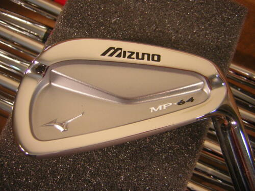 Custom - YOUR SPECS Mizuno MP-64 Irons 6 Piece, 7 Piece or 8 Piece Set MP 64 in Sporting Goods, Golf, Clubs | eBay