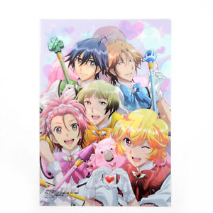Cute High Earth Defense Club, official anime promo clear file A4 Japan NEW, RARE - <span itemprop='availableAtOrFrom'>Germany, Deutschland</span> - Cute High Earth Defense Club, official anime promo clear file A4 Japan NEW, RARE - Germany, Deutschland