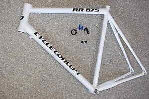 Cycle-Concept-RR875-Scandium-Rennradrahmen-RH-61-weiss
