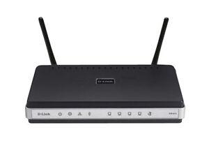 D-Link N300 300 Mbps 4-Port 10/100 Wirel...