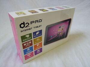 d2 pad tablet d2 721 bk black d2 721 bk
