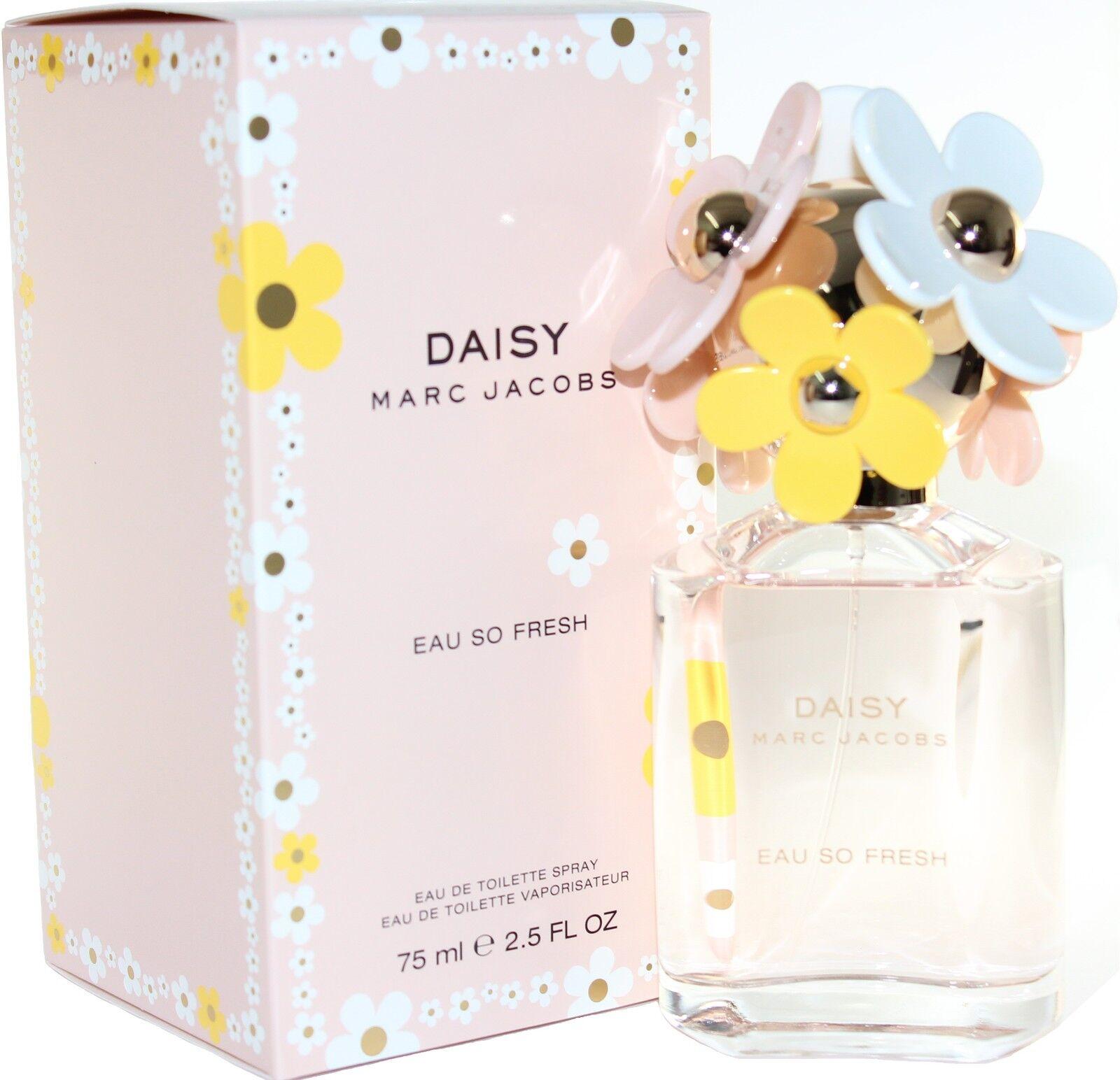 daisy eau so fresh 2 5 oz edt spray for women by marc. Black Bedroom Furniture Sets. Home Design Ideas