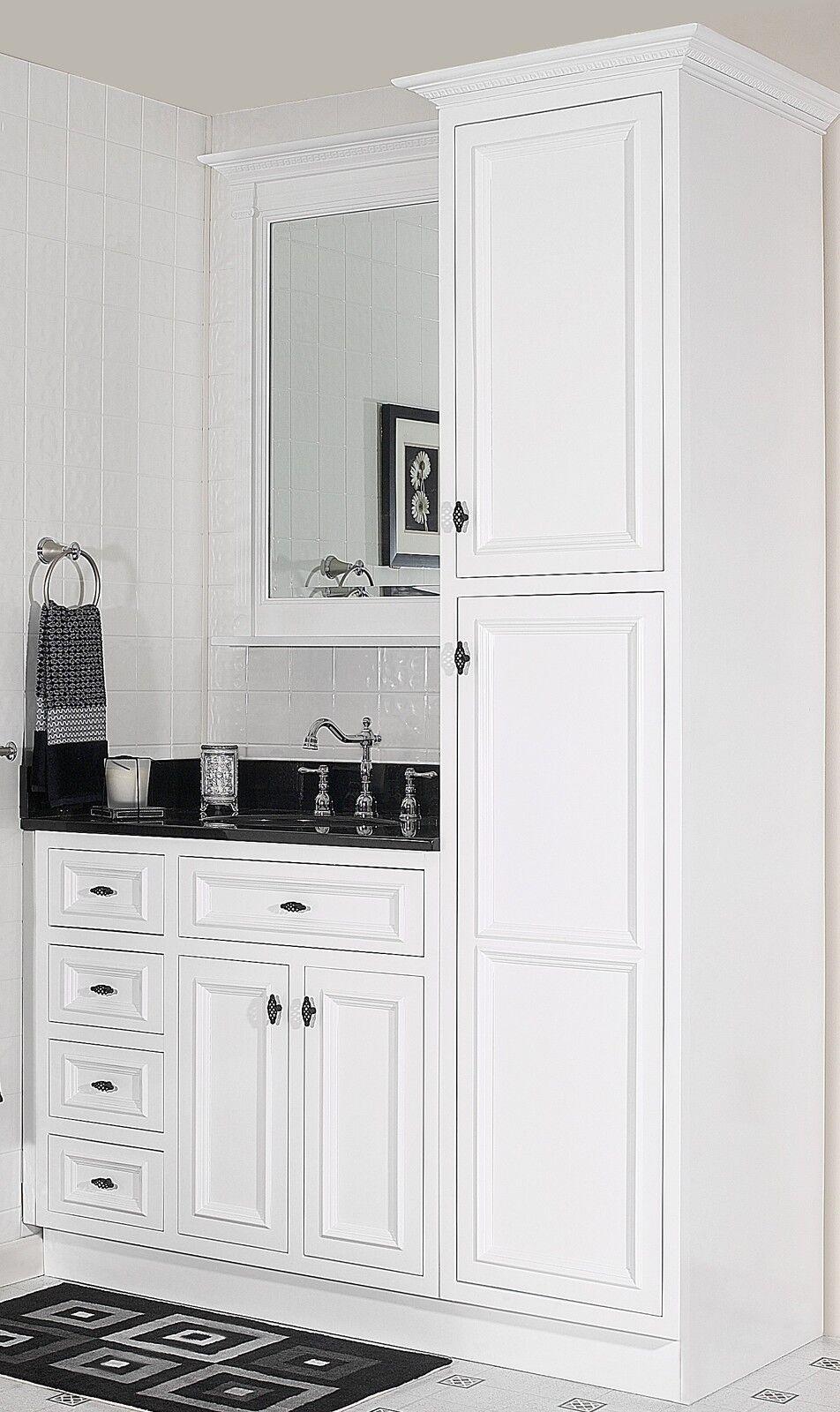 Excellent Bathroomvanityandcabinetsetbathroomlinencabinetstunningvanity