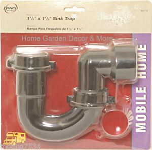 danco mobile home 1 1 2 kitchen sink trap drain 88173 ebay