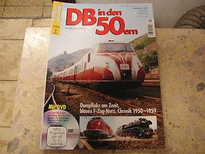 DB-in-den-50ern-mit-DVD-1950er-50er-Deutsche-Bundesbahn-Eisenbahn-Journal