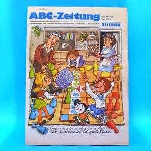 DDR ABC-Zeitung 21/1988 Zeitschrift für Junge Pioniere Biathlon Roetsch - Sachsen-Anhalt, Deutschland - Widerrufsbelehrung Widerrufsrecht Sie haben das Recht, binnen eines Monats ohne Angabe von Gründen diesen Vertrag zu widerrufen. Die Widerrufsfrist beträgt einen Monat ab dem Tag, - an dem Sie oder ein von Ihnen benannter D - Sachsen-Anhalt, Deutschland
