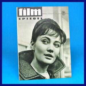 DDR-Filmspiegel-22-1964-vom-30-10-Angelica-Domroese-Horst-Jonischkan-Lushina