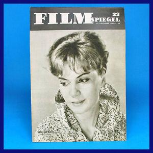 DDR-Filmspiegel-23-1961-vom-17-11-Gina-Lollobrigida-Horst-Drinda-Margit-Bara