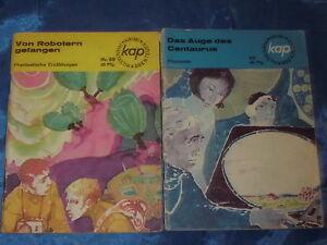 DDR-SF-Romanheft-Serie-KAP-Phantastik-Zukunftsroman-Nr-53-60-60er-Jahre
