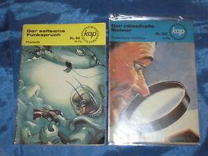 DDR-SF-Romanheft-Serie-KAP-Phantastik-Zukunftsroman-Nr-96-102-1969-1970