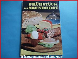 ddr zeitschrift fr hst ck und abendbrot verlag f frau antik 1967 top zustand ebay. Black Bedroom Furniture Sets. Home Design Ideas