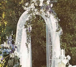 DECORATIVE ARCH For Weddings Or Prom With 200 Lights