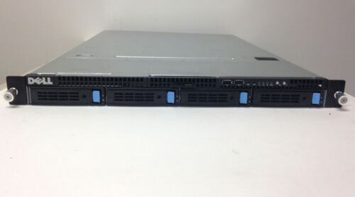 DELL CS24-NV7 1U SERVER 2 x SIX CORE 1.8GHz 32GB RAM 4 x HARD DRIVE TRAYS RAILS in Computers/Tablets & Networking, Enterprise Networking, Servers, Servers, Clients & Terminals | eBay