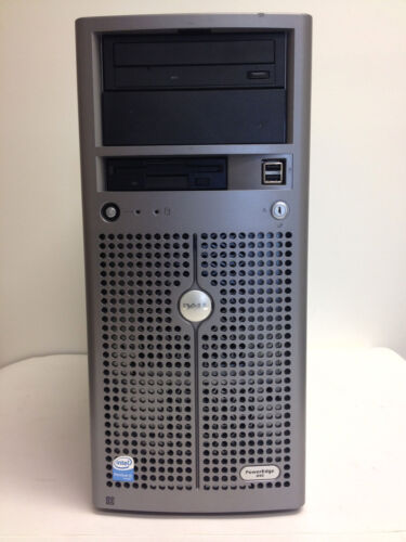 DELL POWEREDGE 840 TOWER 3.0Ghz 2GB RAM 160GB SATA in Computers/Tablets & Networking, Enterprise Networking, Servers, Servers, Clients & Terminals | eBay