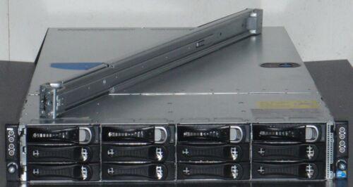 DELL POWEREDGE C6100 XS23-TY3 SERVER 8x L5520 QUAD CORE CPU'S 96GB MEM 4x TRAYS in Computers/Tablets & Networking, Enterprise Networking, Servers, Servers, Clients & Terminals | eBay