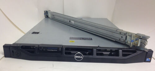 DELL POWEREDGE R410 2 x QUAD CORE XEON L5520 2.26GHZ 32GB 4 x 1TB SATA RAILS in Computers/Tablets & Networking, Enterprise Networking, Servers, Servers, Clients & Terminals | eBay
