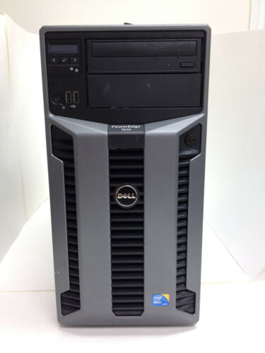 DELL POWEREDGE T610 TOWER 1 X QUAD CORE X5550 2.66GHZ 24GB RAM 4 X 73GB 15K SAS in Computers/Tablets & Networking, Enterprise Networking, Servers, Servers, Clients & Terminals | eBay