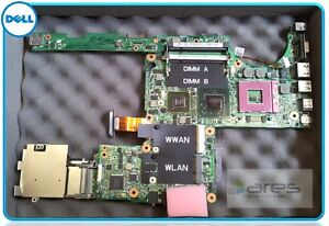 DELL-XPS-M1330-Laptop-MOTHERBOARD-Mainboard-OK984J-631-PU073