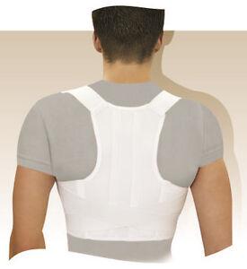 Deluxe Lower Back Posture Corrector Stoop Brace Lumbar ...