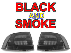 2007 Acura Type on Depo 2004 2005 2006 2007 2008 Acura Tl Type S Black Smoke Tail Lights