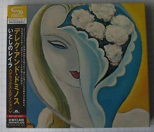 DEREK-AND-THE-DOMINOS-Layla-And-Other-Assorted-Love-Songs-JAPAN-SHM-2CD-NEU