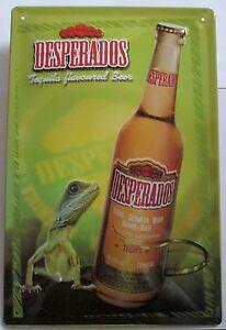 DESPERADOS-mit-LEGUAN-Tequila-BLECHSCHILD