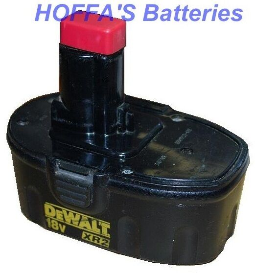 Rebuild dewalt 18 volt battery