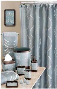BATHTUB FAUCET: BATHROOM CURTAIN DESIGNER RUG SHOWER TOWEL