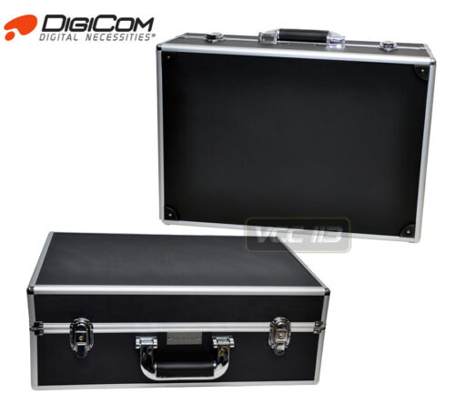 DIGICOM Case aluminum Hard C83B 18 1/8 X 12 3/4 X 6 3/4 in Cameras & Photo, Camera & Photo Accessories, Cases, Bags & Covers | eBay