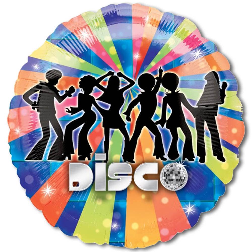 Disco dancers 18 balloons 70 39 s divas soul train boogie on for 70s party decoration