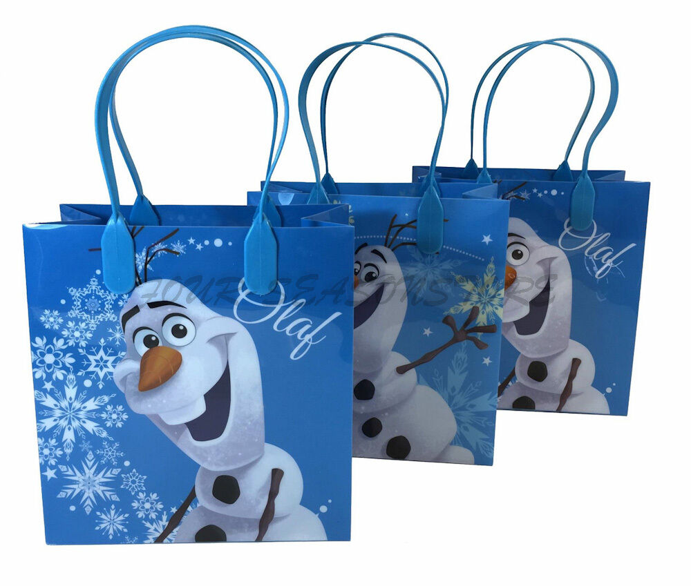 disney nickelodeon frozen minions goodie bags party gift. Black Bedroom Furniture Sets. Home Design Ideas