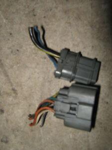 Acura Integra on Plug Obd1 Integra Civic Wiring Harness Honda Acura Vtec 92 95   Ebay