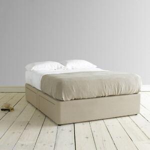 Divan base with memory foam or latex pocket sprung for Memory foam divan