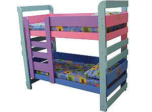 "Details about DIY "" KIDS BUNK BEDS SET PLANS "" ..INSTANT PDF DOWNLOAD"