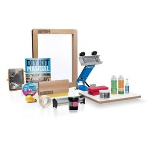 diy silk screen printing kit do it yourself t shirt