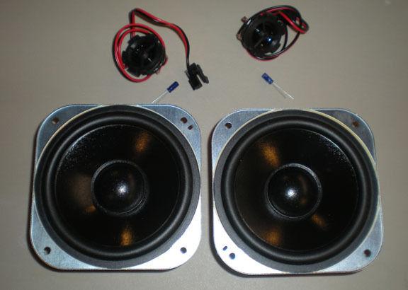 DIY Stereo Speaker Kit 5