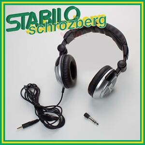 DJ-Kopfhoerer-Headphone-Hoerer-fuer-MP3-Player-Keyboard-E-Drum-3-5-6-3-mm-918430
